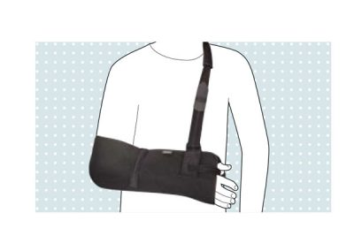 fig. 06 - Immobilizzatore spalla in abduzione 15° / 20° / 45° / 70°