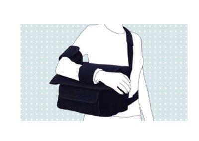 fig. 05 - Immobilizzatore spalla addotto